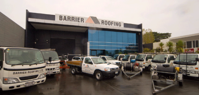barrier roofing